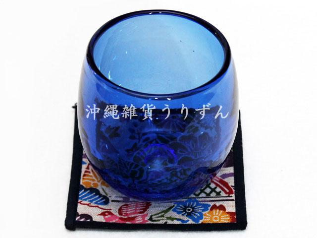 琉球ガラス,コースター,ギフト