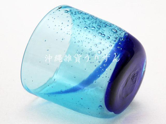 琉球ガラスのロック,グラス