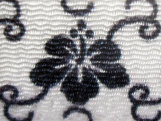 沖縄のハイビスカス紋箸入れ