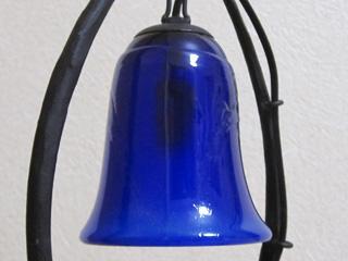 琉球ガラス,ランプ