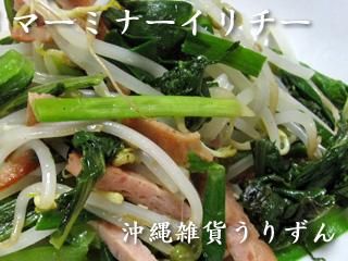島菜,シマナー,料理