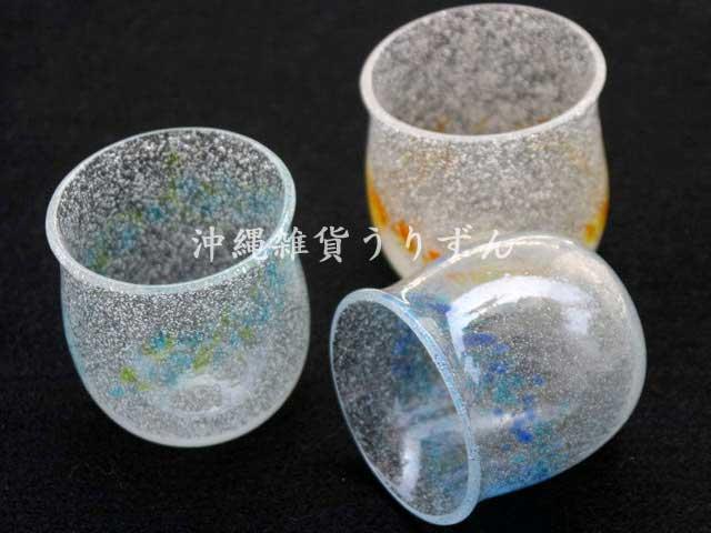 琉球ガラスのたるグラス