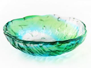 琉球ガラス,椀,鉢