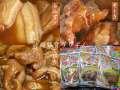オキハム沖縄料理ラフテー、軟骨ソーキ、てびちレトルト