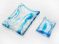 琉球ガラスの角皿