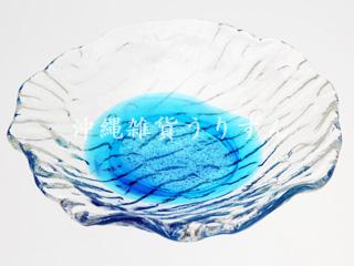 琉球ガラス,小皿,小鉢