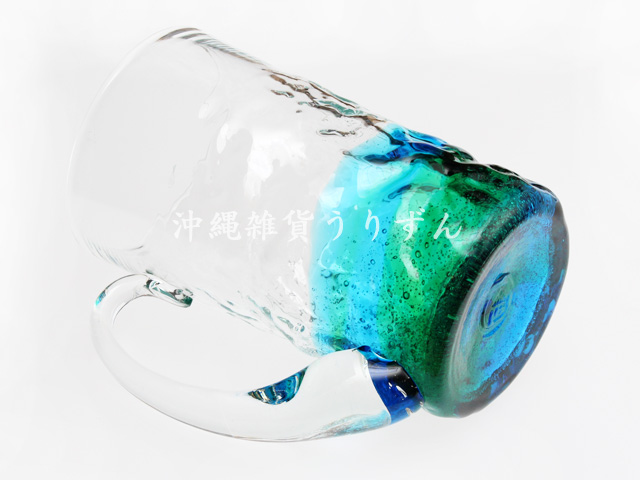 琉球ガラス,ビールジョッキ